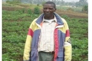 Smallholder Farmer makes a 733% increase in profits from Market Linkages